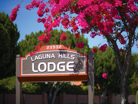 Contact the Laguna Hills Lodge