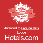 Hotels.com Loved by Guests Award Winner 2018